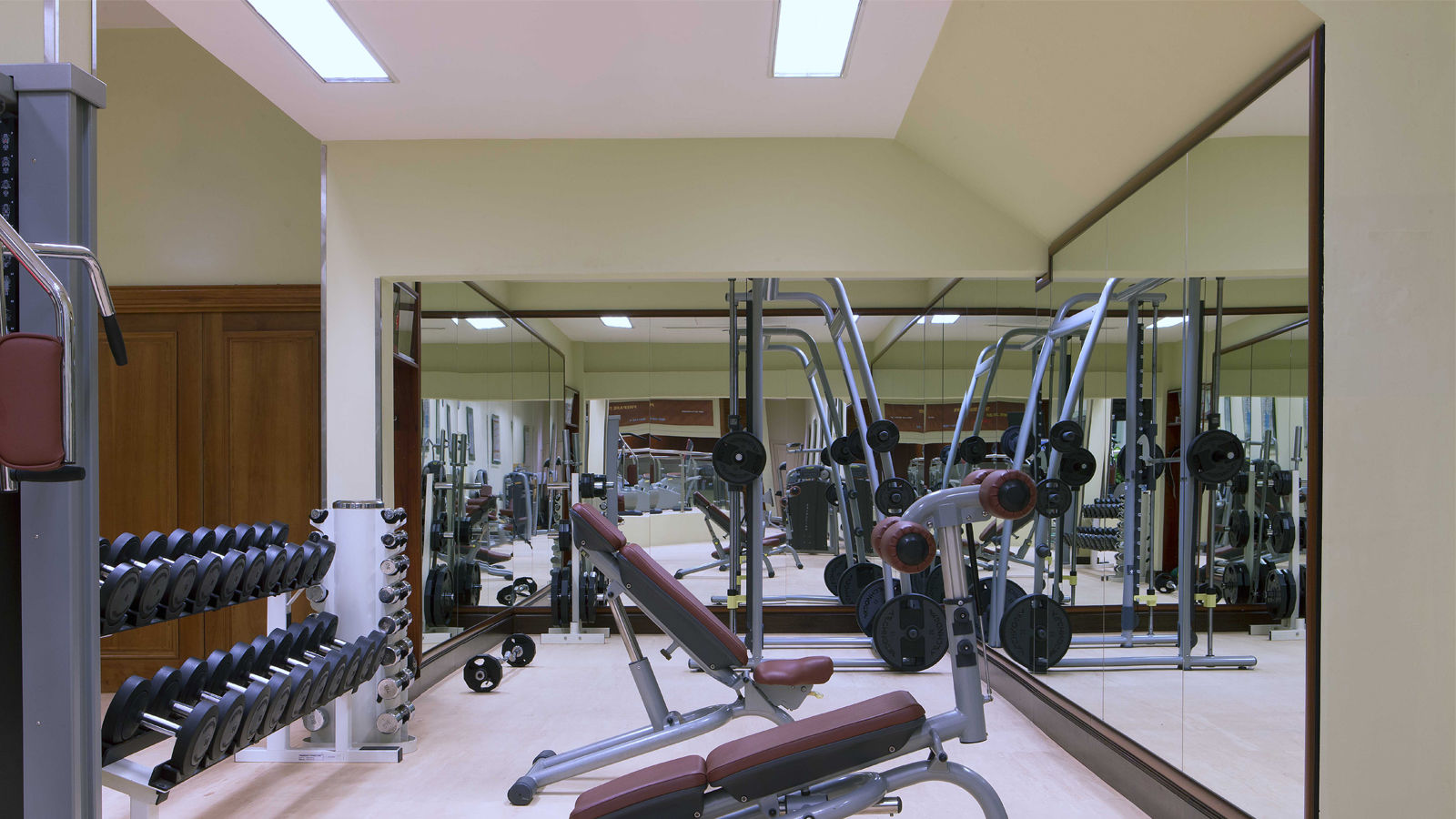 Sheraton Fitness, Level 5