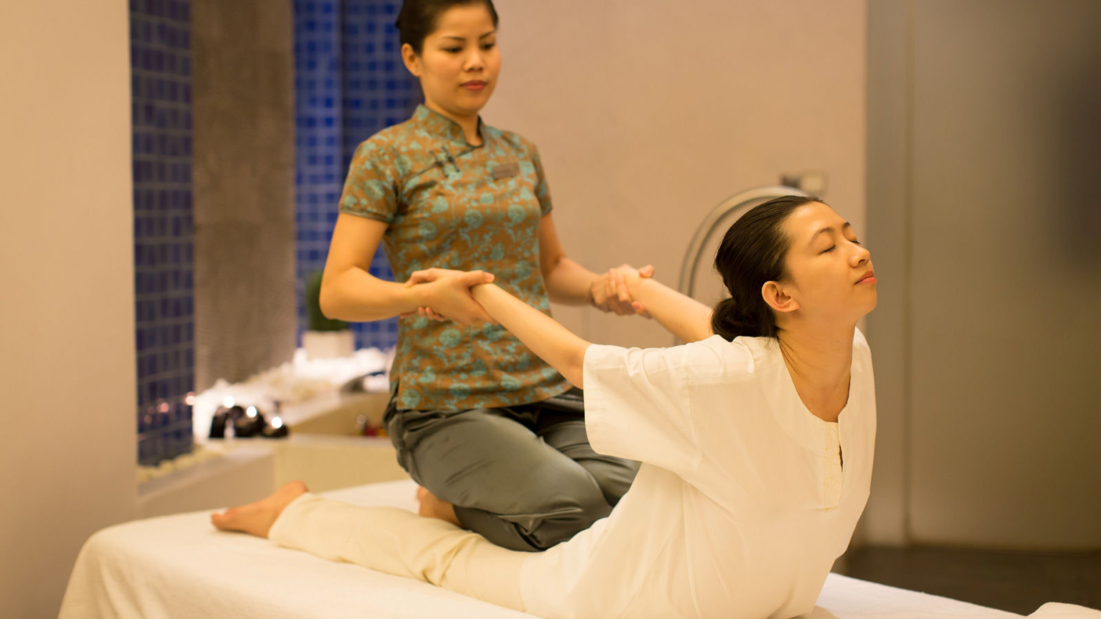 Aqua Day Spa, Sheraton Saigon Hotel & Towers