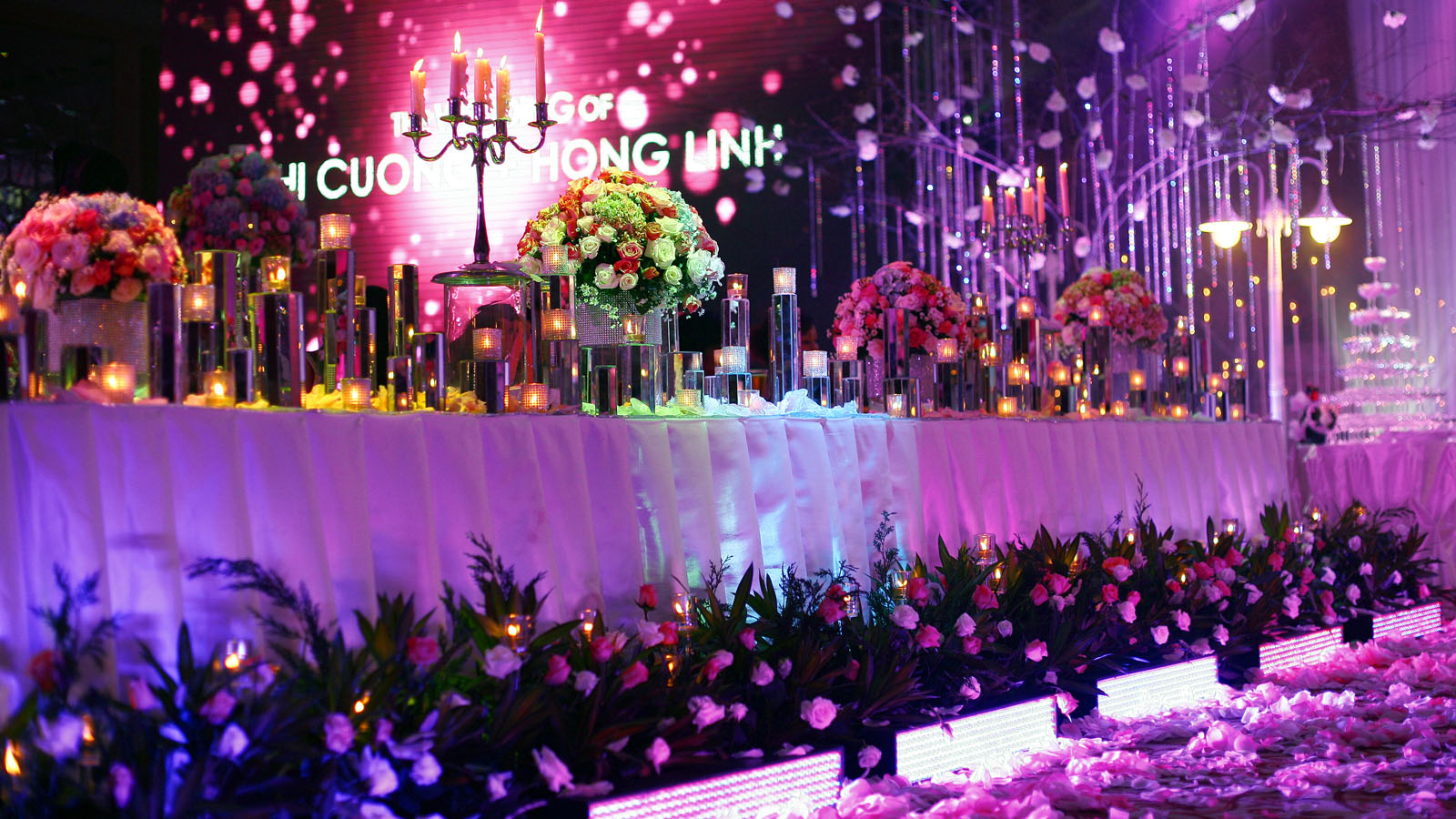 Wedding at Sheraton Saigon Hotel & Towers